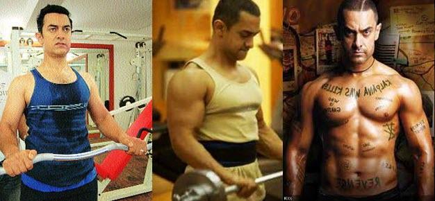 aamir khan workout diet chart