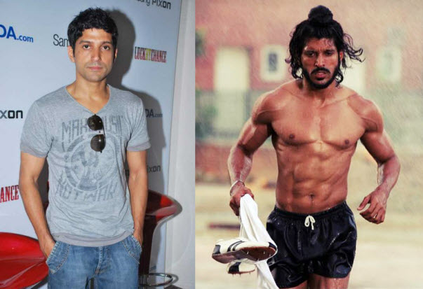 Lean Muscle Body Before And After Farhan Akhtar Workout ...
