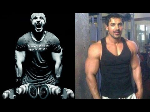 John Abraham workout plan