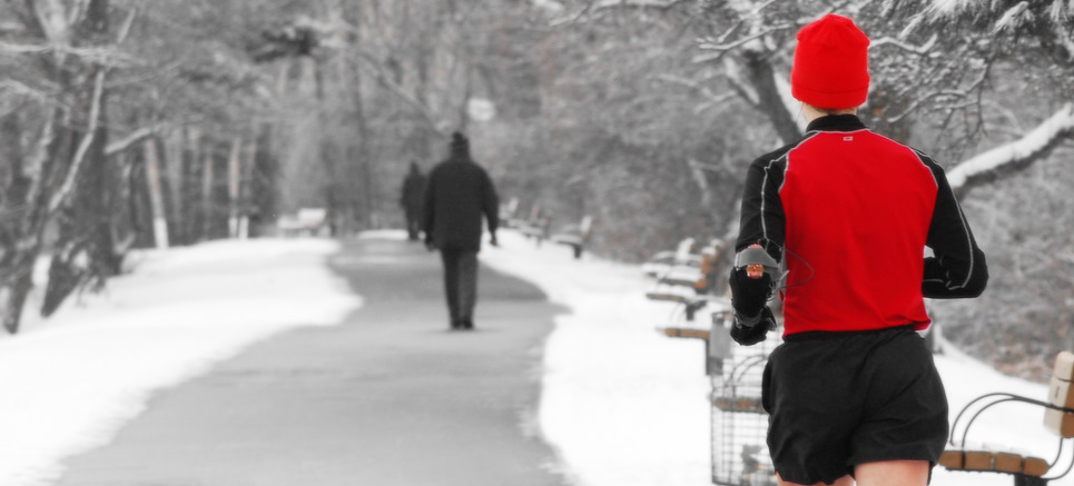 tips for running cold weather