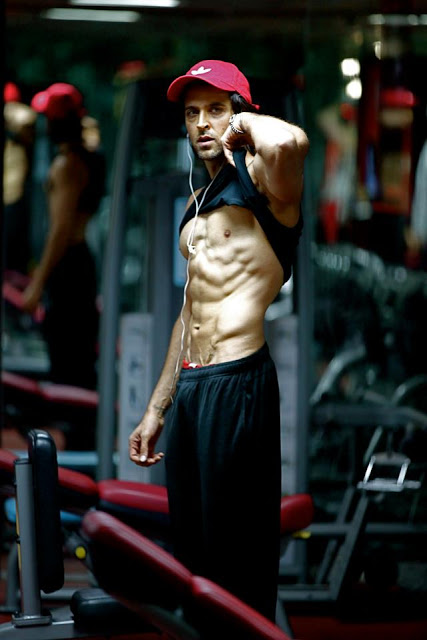 Hrithik Roshan Body Workout