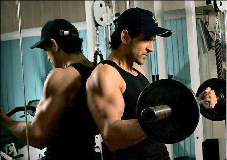 Hrithik Roshan Workout