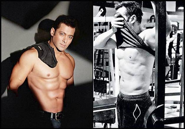 Salman Khan Body Workout