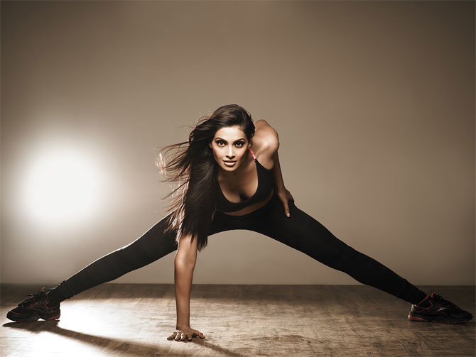 Bipasha Basu Workout