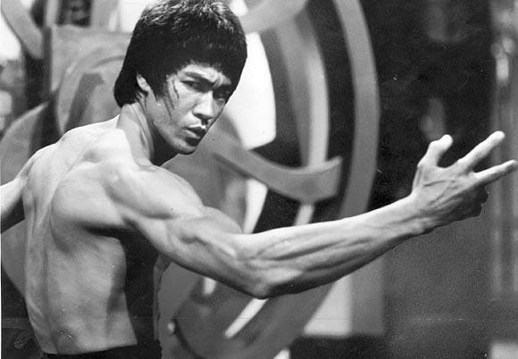 Bruce Lee Back Workout