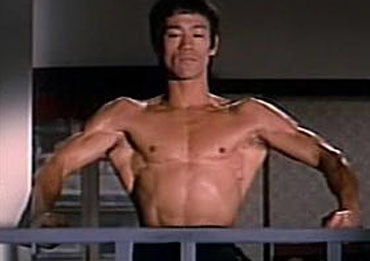 Bruce Lee Lat Workout