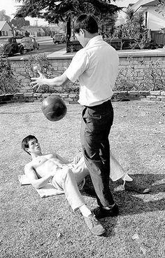 Bruce Lee Workout Plan