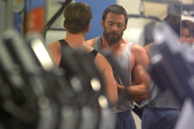 Hugh Jackman's X-Men Workout Routine and Diet Plan | Born ...