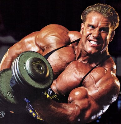 Jay Cutler Biceps Workout