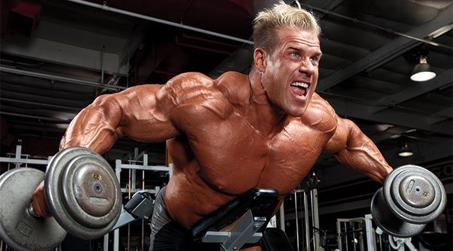 Jay Cutler Workout