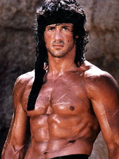 Sylvester Stallone Workout Routine, Bodybuilding, and Diet ...