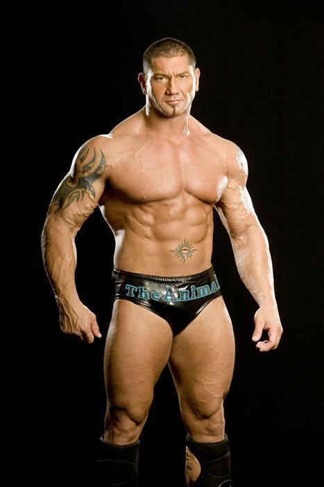 Dave Batista Body