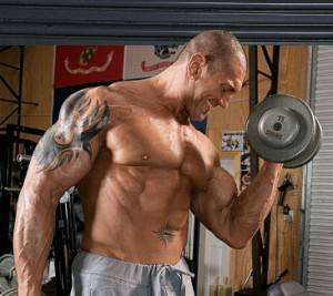 Dave Batista Workout Born To Workout Born To Workout