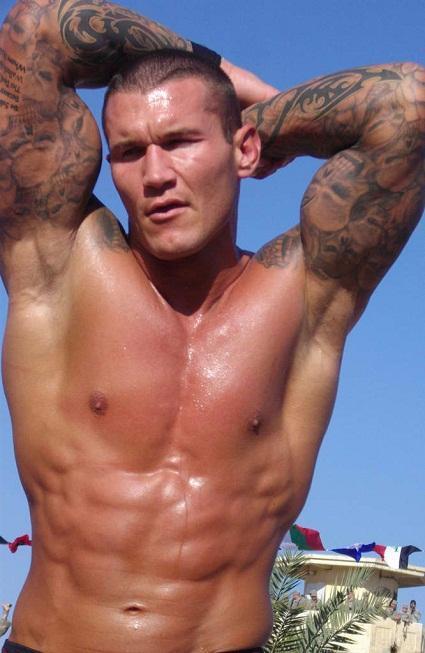 Randy Orton Abs Workout