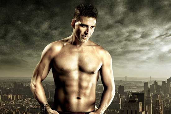 Akshay Kumar Workout Routine, Diet, and Body Measurements