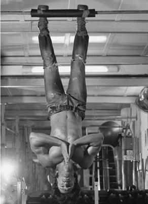 Vidyut Jamwal Gym Workouts
