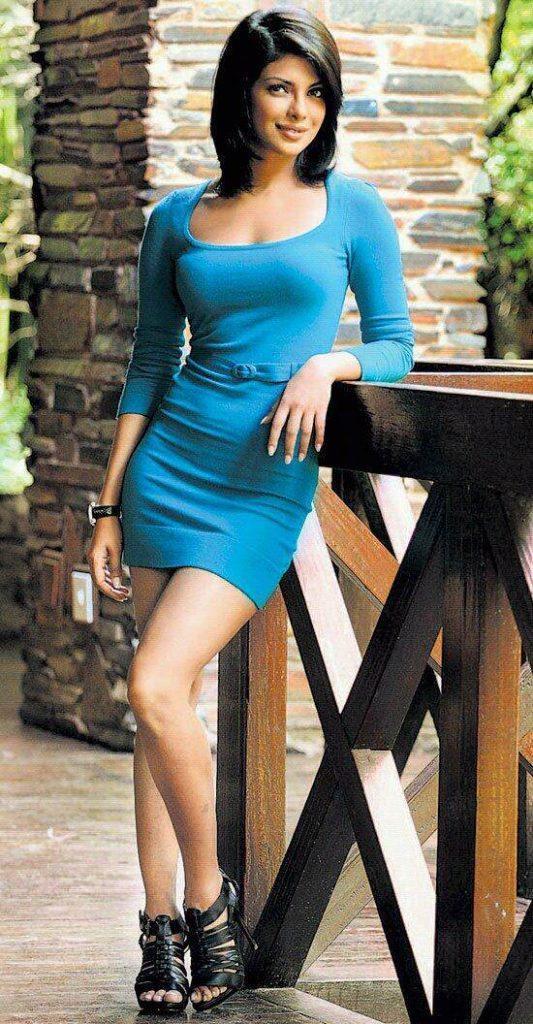 Priyanka Chopra Figure