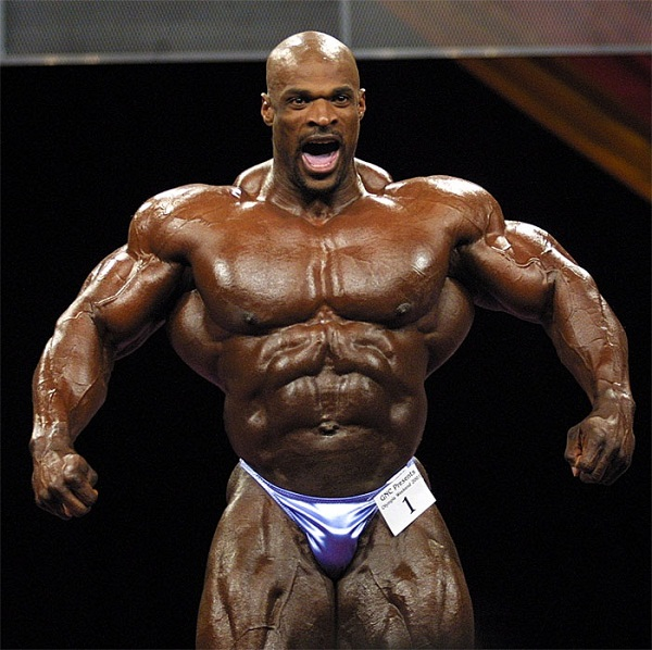 Ronnie Coleman Body