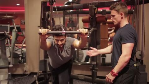 Arjun Kapoor Workout