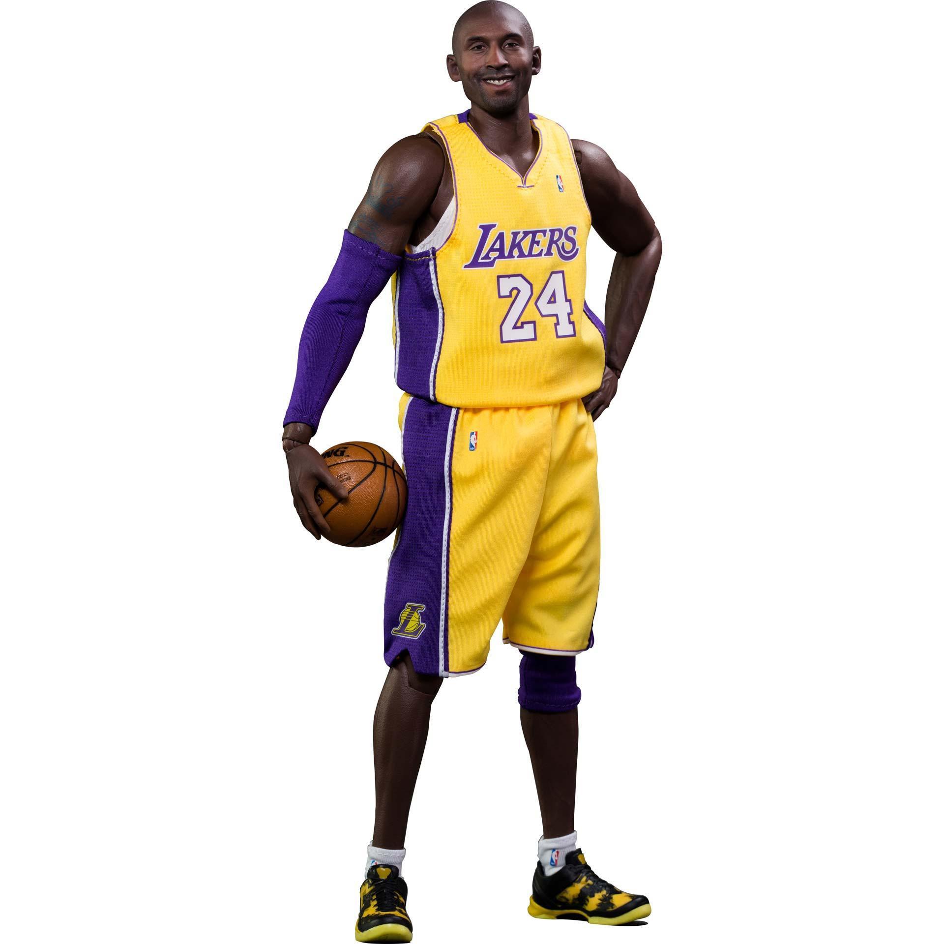 Kobe Bryant Body