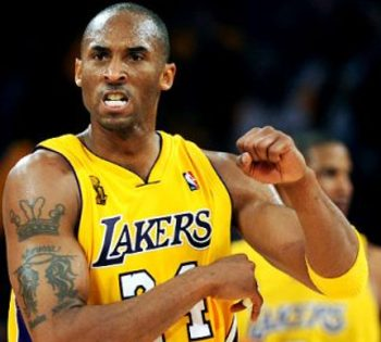 Kobe Bryant Muscle