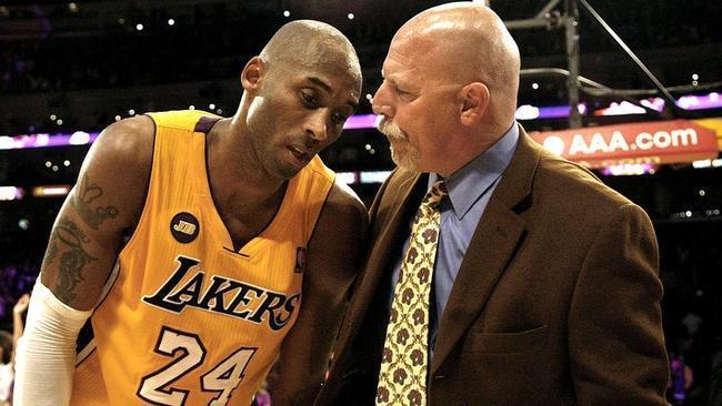 Kobe Bryant Trainer