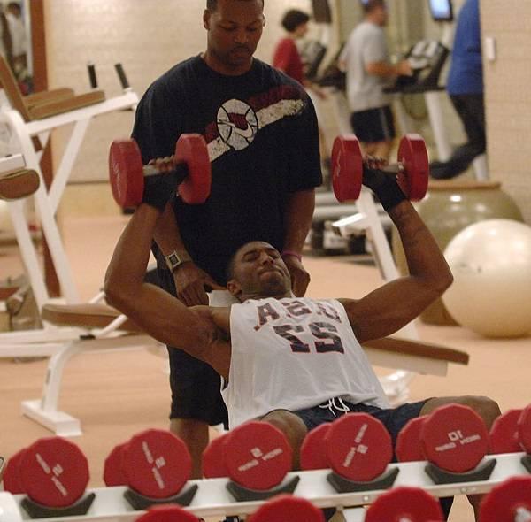 Kobe Bryant Workout