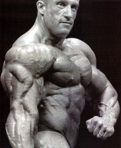 Dorian Yates Triceps
