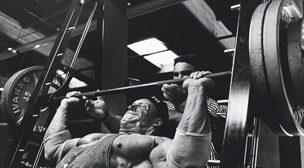 Dorian Yates Workout