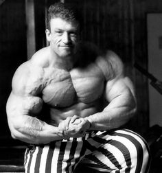 Dorian Yates off Season