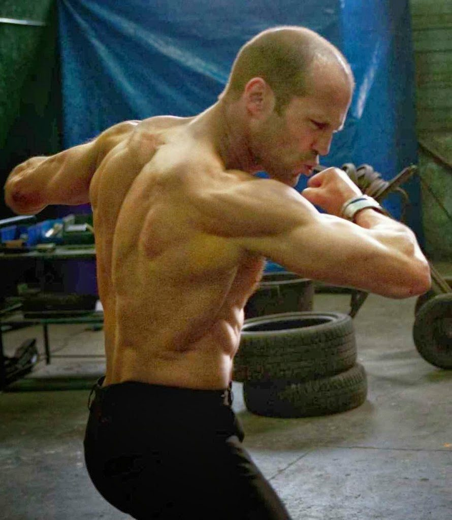 Jason Statham Workout Routine, Diet Plan, Body Stats