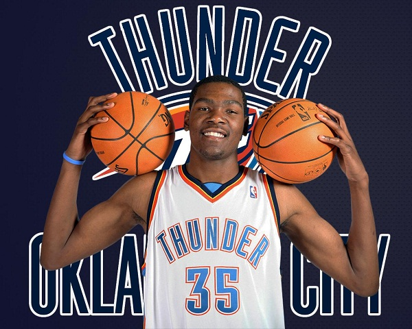 Kevin Durant Muscle