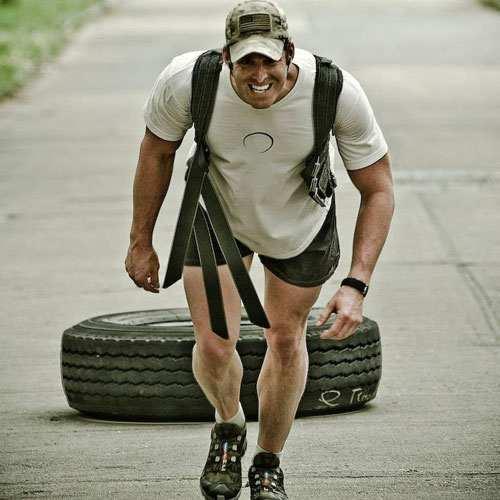 Logan Hood Trainer