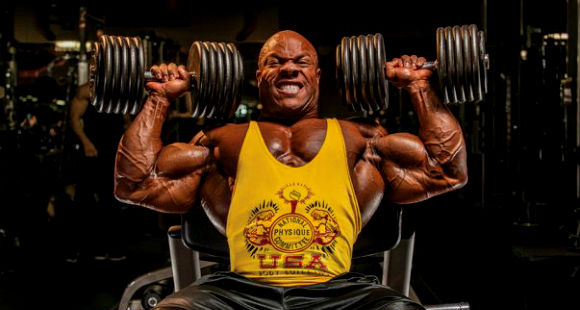 Image result for phil heath fst 7