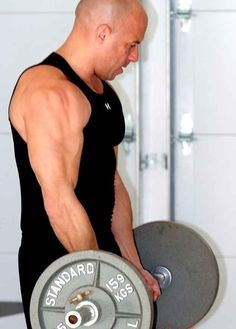 Vin Diesel Workout Routine Diet And Body Stats Born To