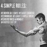quotes gym motivation