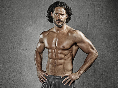 Joe Manganiello Bodybuilding