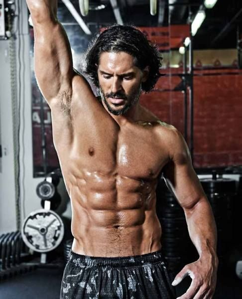 Joe Manganiello Magic Mike Workout