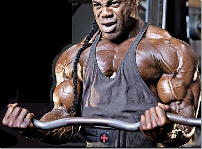 Image result for kai greene biceps