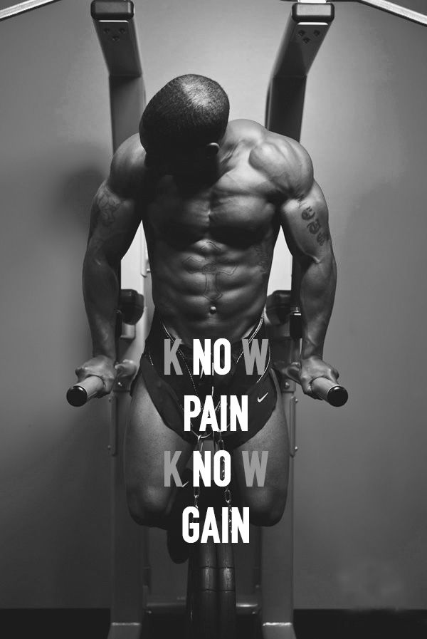 50 Motivational Gym Quotes With Pictures
