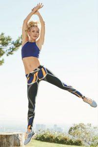 Kate Hudson Fitness