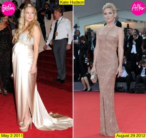 Kate Hudson Post Pregnancy Weight Loss
