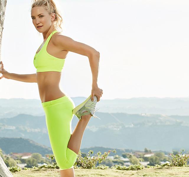 82a7180258 Kate Hudson Workout Clothes
