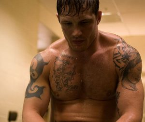 Tom Hardy Shoulder Workout