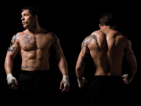 Tom Hardy's Bronson, Bane and Warrior Workout Routine and