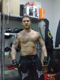Tom Hardy's Bronson, Bane and Warrior Workout Routine and ...