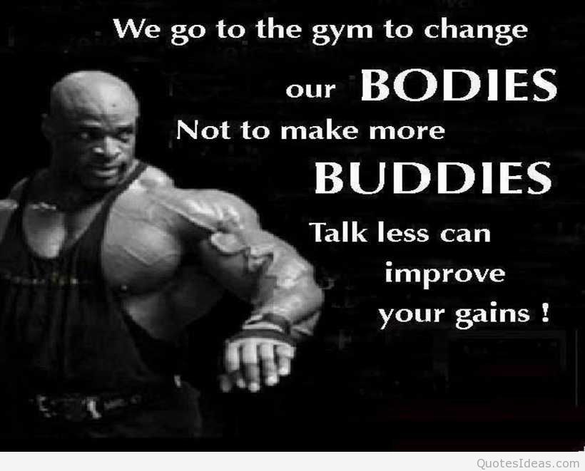Best Bodybuilding Motivational Quotes