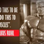 Bodybuilding inspirational quotes