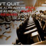 Bodybuilding quotes motivation