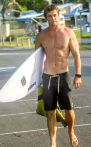 Chris Hemsworth Thor Workout, Diet, Weight Loss, Body ...